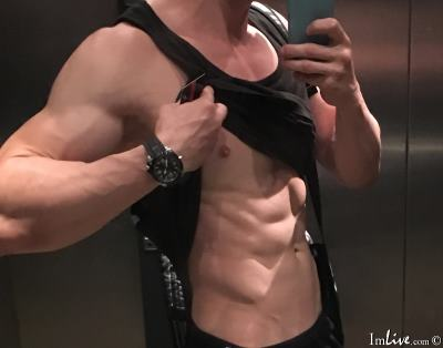 MuscleHunkBrad, 24 – Live Adult gay and Sex Chat on Livex-cams